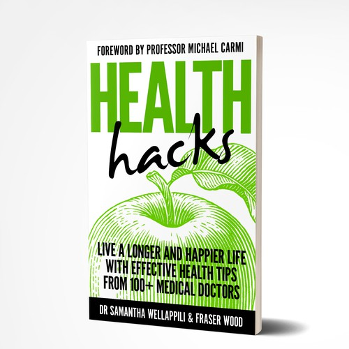 Health tips book cover