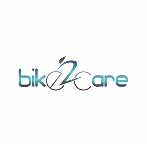 Create the next logo for bike2care