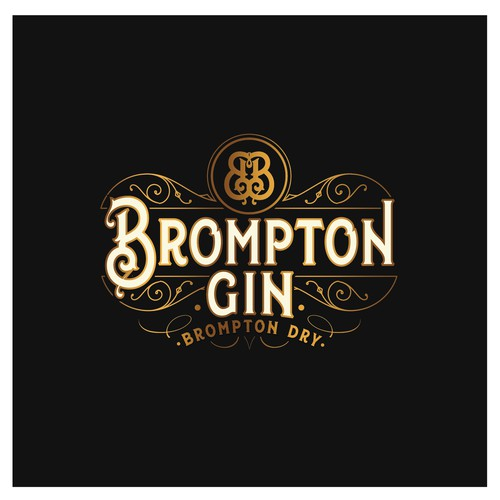 English Gin logo