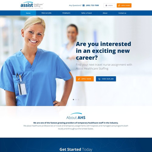 Assist Healthcare Staffing