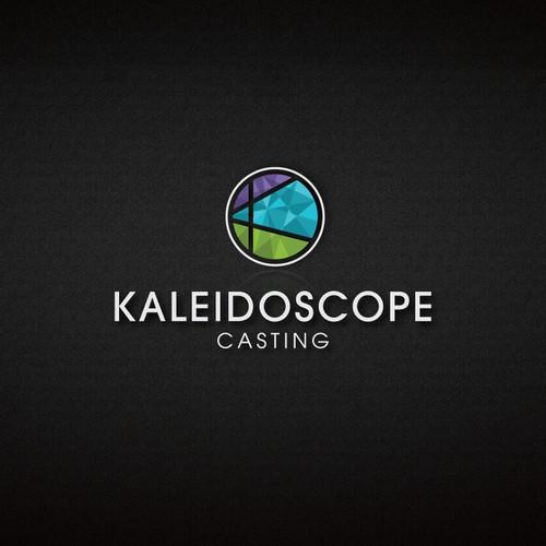 Kaleidoscope casting logo