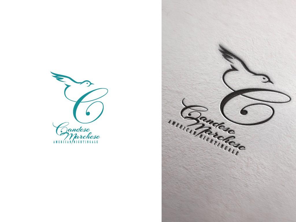 Create a beautiful logo to match a beautiful voice
