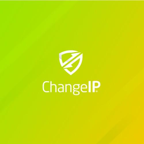 ChangeIP Logo Design