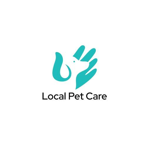 Local Pet Care Logo