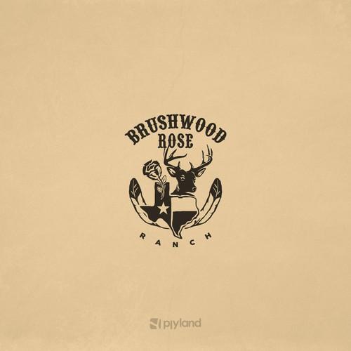 BRUSHWOOD ROSE