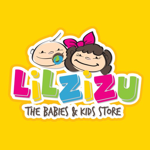 Create a logo for new upcoming babies & kids store