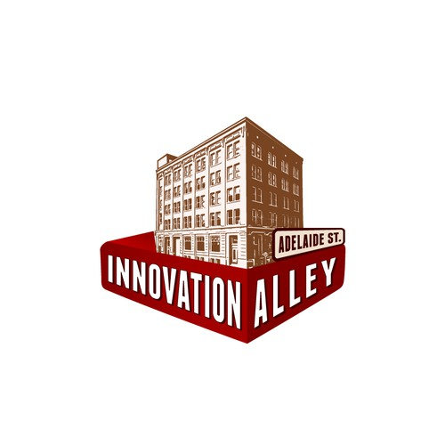 Create an awesome logo for Innovation Alley