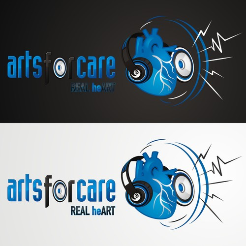 logo for Arts For Care