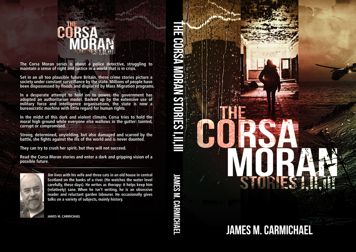 The Corsa Moran Stories Vol. 1, 2 and 3.