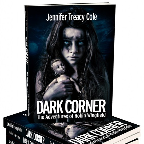 Book Cover for Jennifer Treacy Cole - Dark Corner
