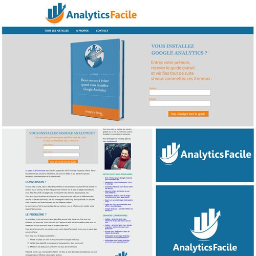 Design a challenging logo about web, results, analytics