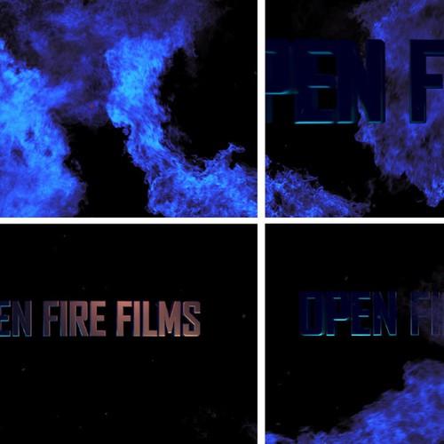 design for Open Fire Films
