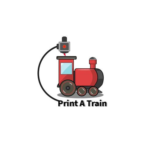 Print A Train