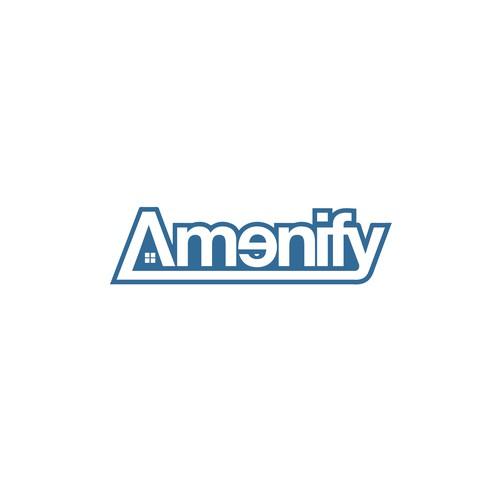 Amenify - Logo Concept