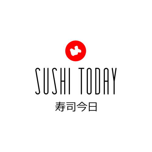 Create a logo for an All-You-Can-Eat restaurant called 'Sushi Today'