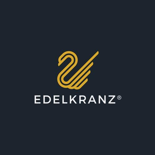 logo concept for edelkranz