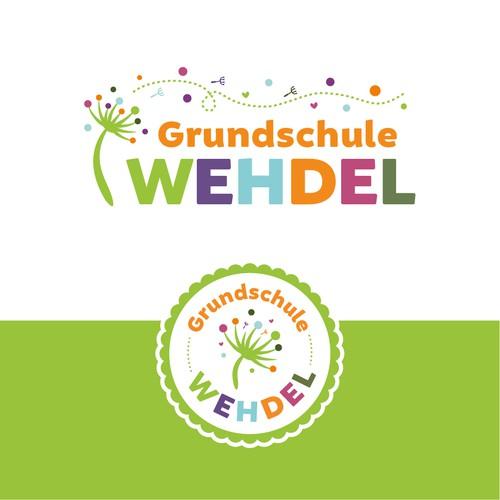 Logo für eine Grundschule