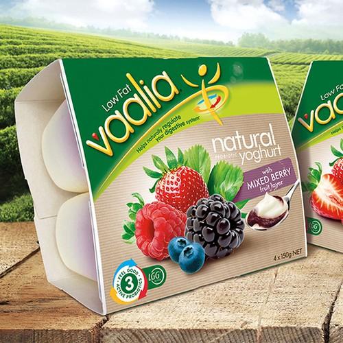 Vaalia natural yoghurt