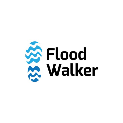 Logo for ultra-lightweight flood gear