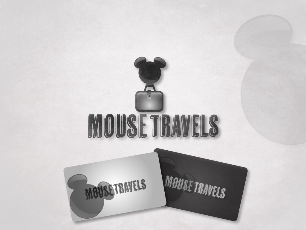 Mouse Travels needs a new logo