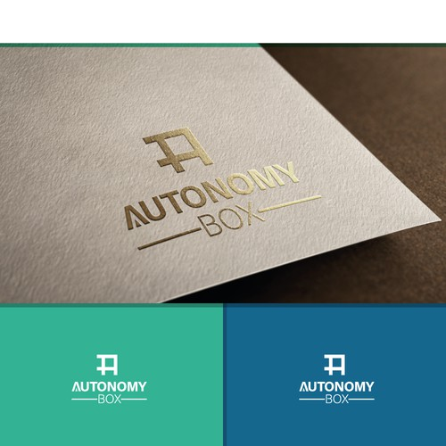 Simple logo for Autonomy box