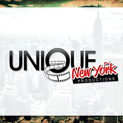 Help Unique New York Productions with a new logo