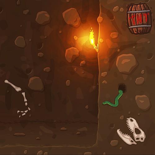 Mobile Game Illustration