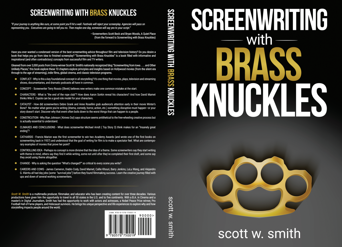 Screenwriting with Brass Knuckles
