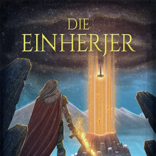 Die Einherjer book cover