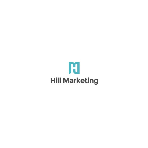 Logo for Hill Marketing