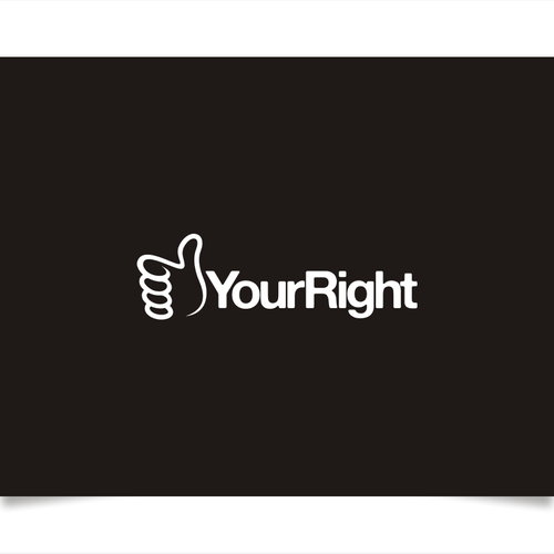 Help YourRight with a new logo