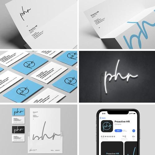 Simple, elegant and persuasive logo.