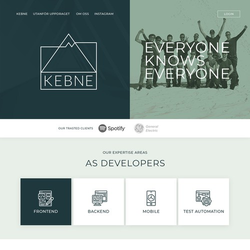 Kebne IT Consulting Firm