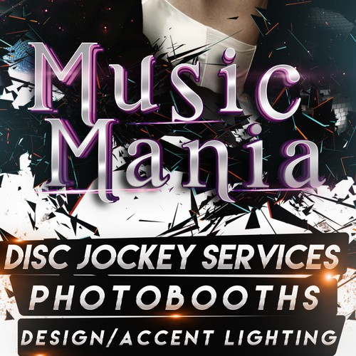 Music Mania promotional banner