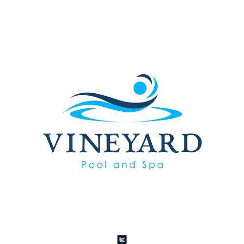 Vineyard New pool company logo