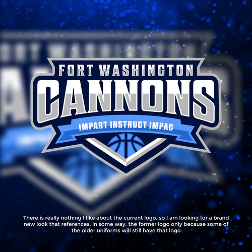 Fort Washington Cannons
