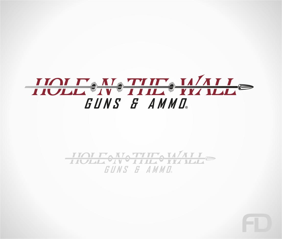 logo for Hole-N-The-Wall Guns & Ammo