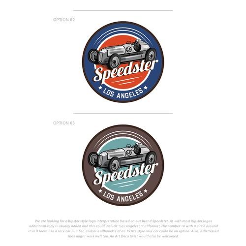 Speedster Logo.