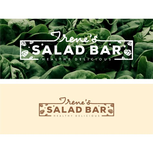 Logo for salad bar