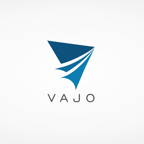 Logo design for VAJO Pty Ltd, an innovating IT services company