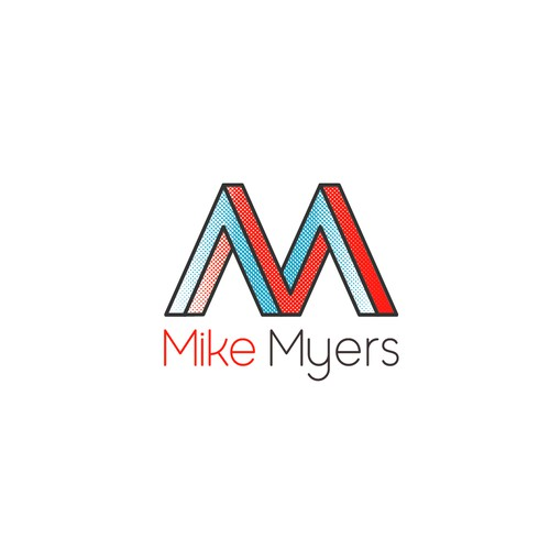 Mike Myers Personal Logo