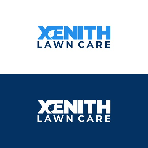 Xenith Logo Design