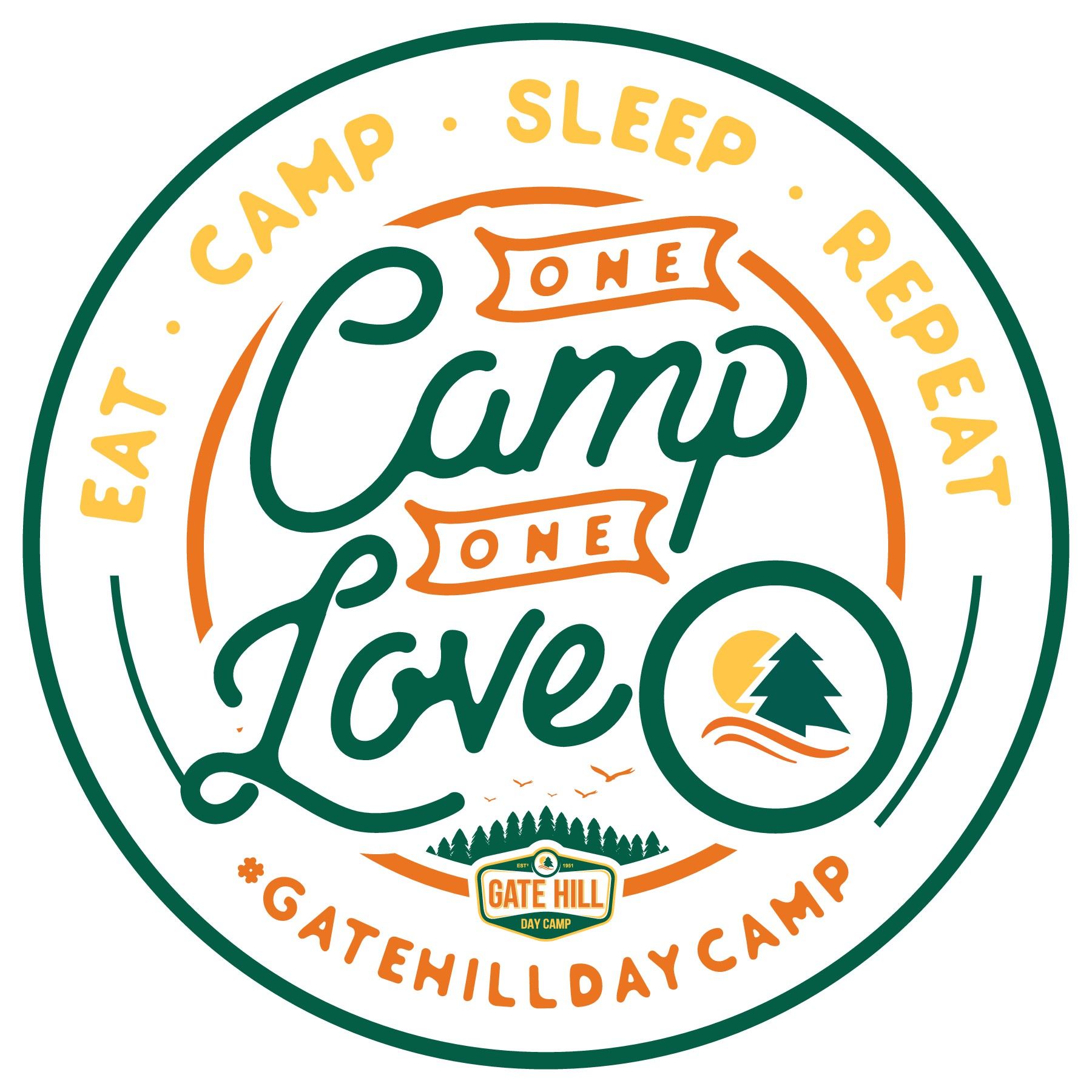 Kids Summer Camp looking for a fun new camp shirt!