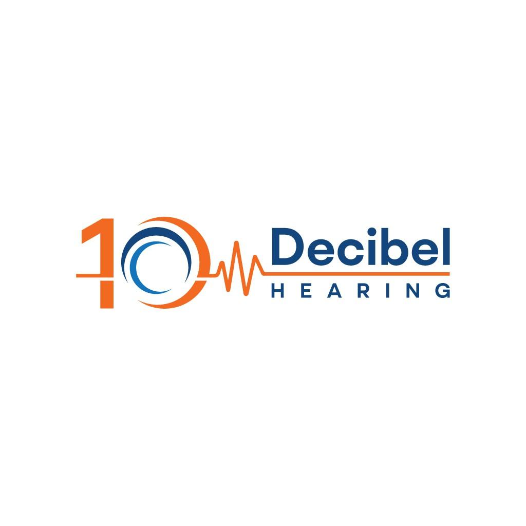Logo and Brand Build.  10dB Hearing or 10Decibel Hearing