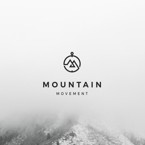 Brand identity for mountain movement