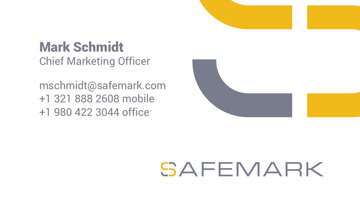 Safemark Branding