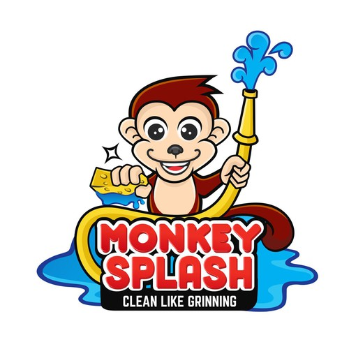 Monkey Splash
