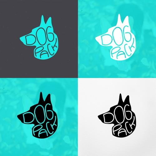 Dog Pack Logo Proposal