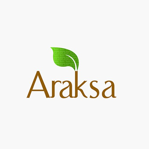 Create an exciting logo for Araksa a tea plantation & product in thecultural of Northern Thailand