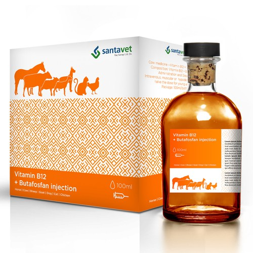 Santavet Packaging